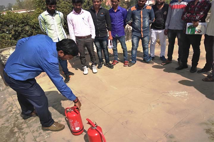 Fire engineering college in lucknow