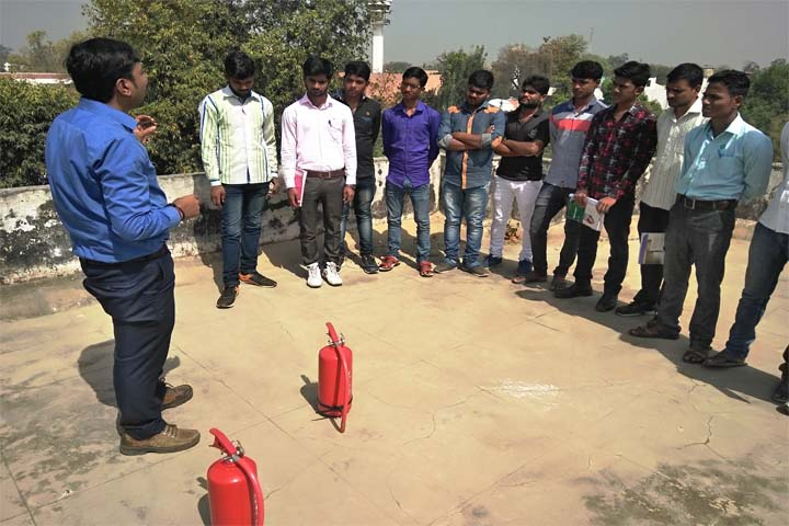 Fire and Safety Course in Lucknow